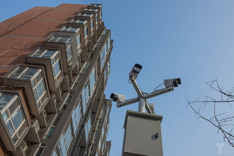如何利用AI技术力量监测社区高空抛物行为?