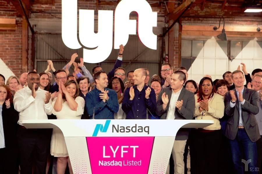 Lyft在纳斯达克成功挂牌,开盘上涨21.16%,市值247.89亿美元