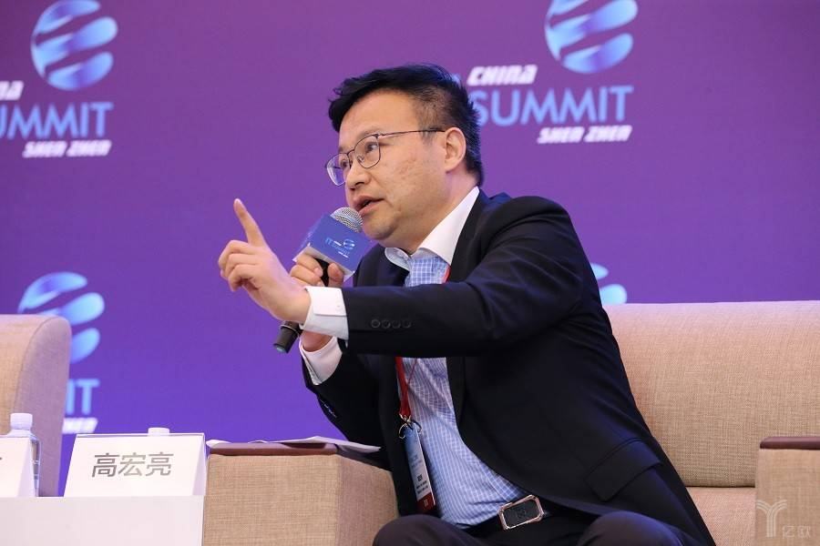 IT领袖峰会丨专访投资人高宏亮:5G推动中国股权投资呈现分化格局