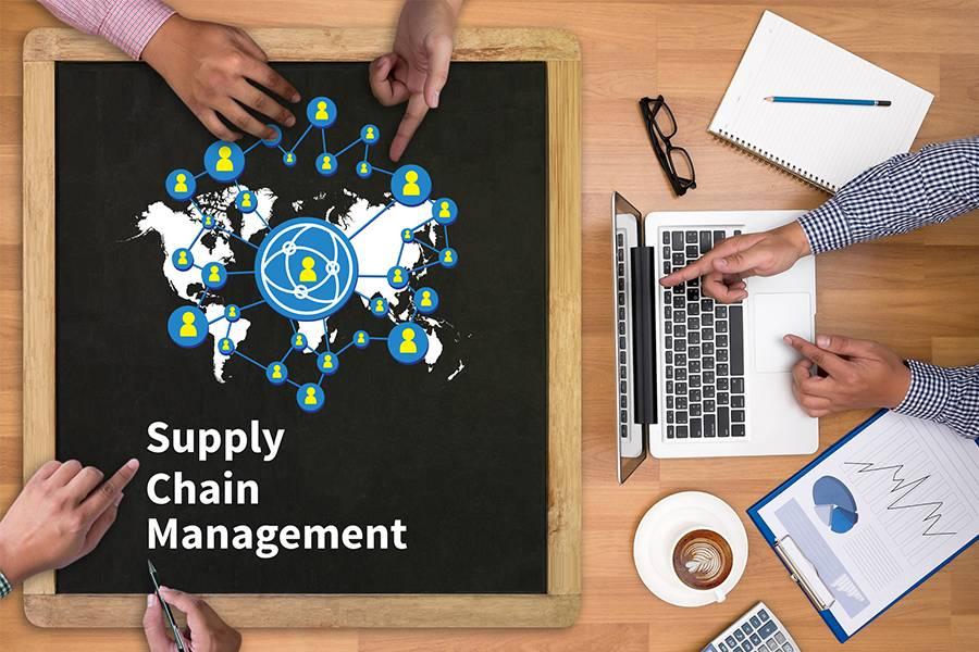 供应链、智慧供应链、供应链管理