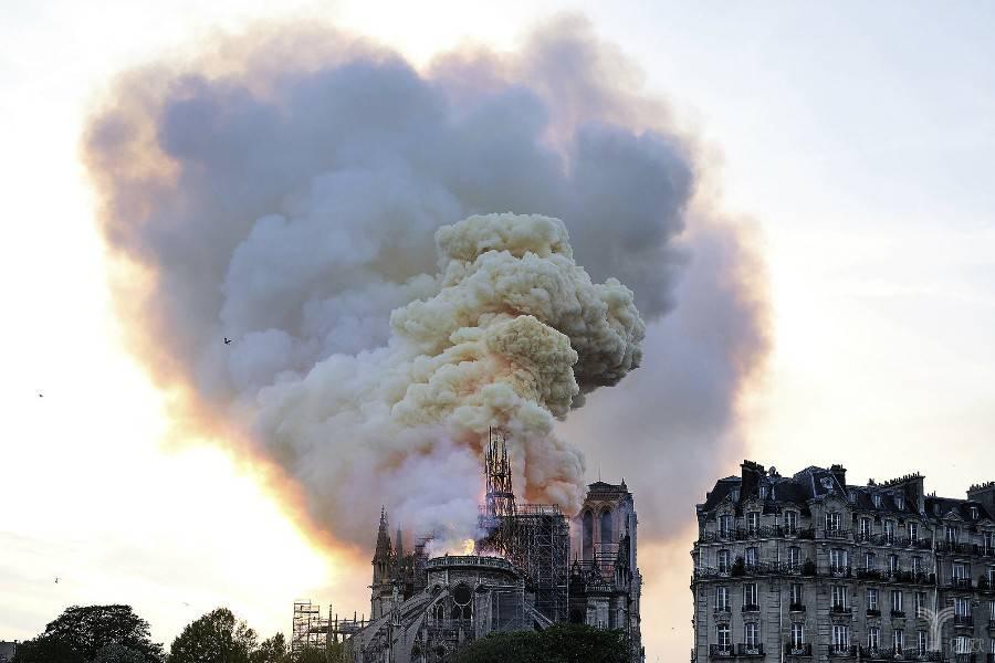 ,巴黎圣母院,火灾,3D打印,建筑