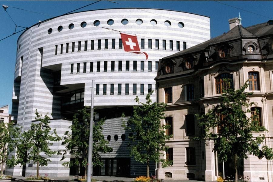 国际清算银行;BIS