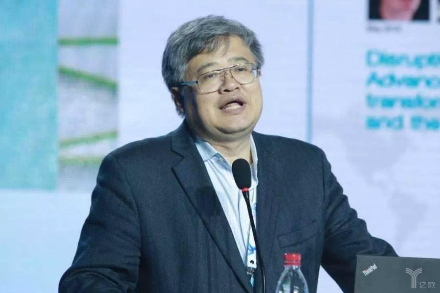 中國自動化學會副理事長于海斌:機器人是未來萬物互聯的智能終端