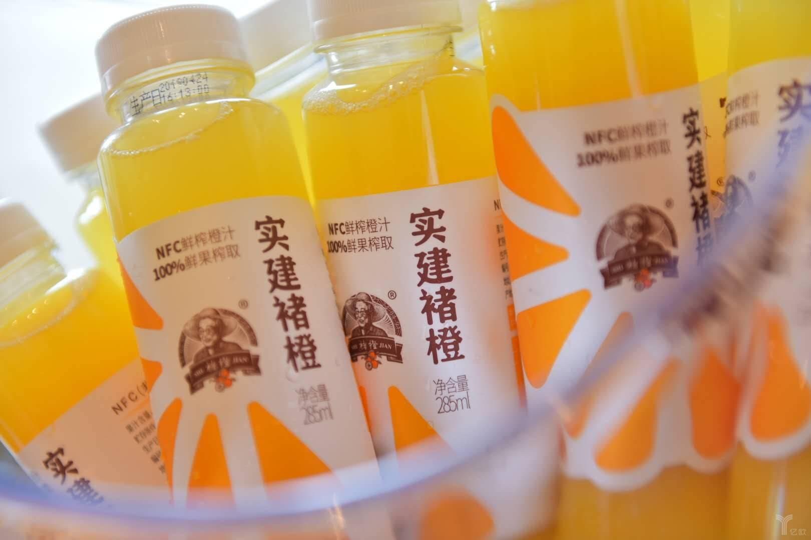 专访实建果汁李亚鑫:对NFC果汁的消费习惯需要慢慢培养
