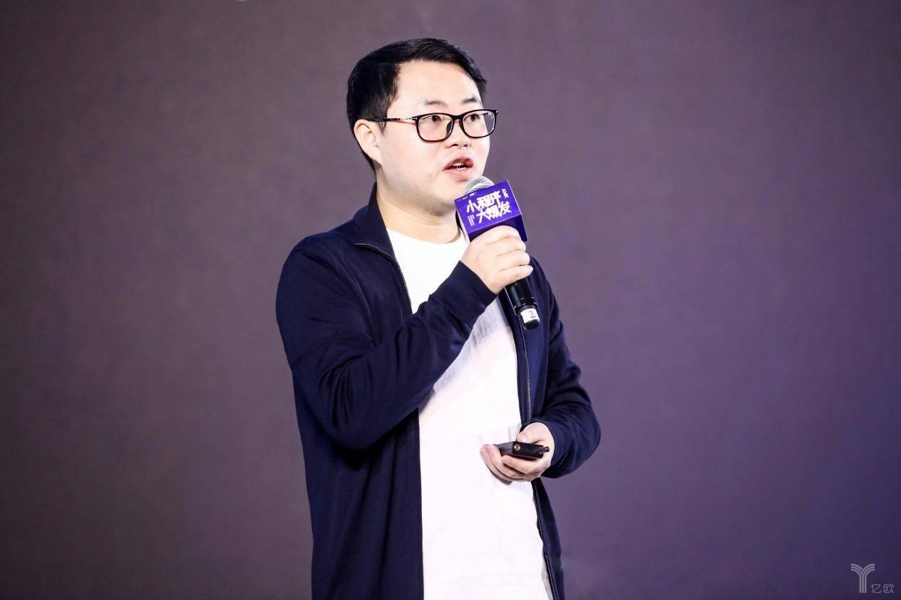 """微盟集团CEO孙涛勇谈小程序:80% """"2B"""",20%""""2C"""""""