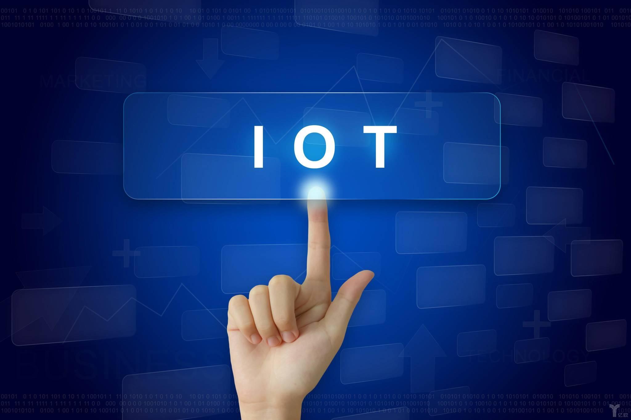 华为、阿里和联通,巨头如何布局IoT战略?