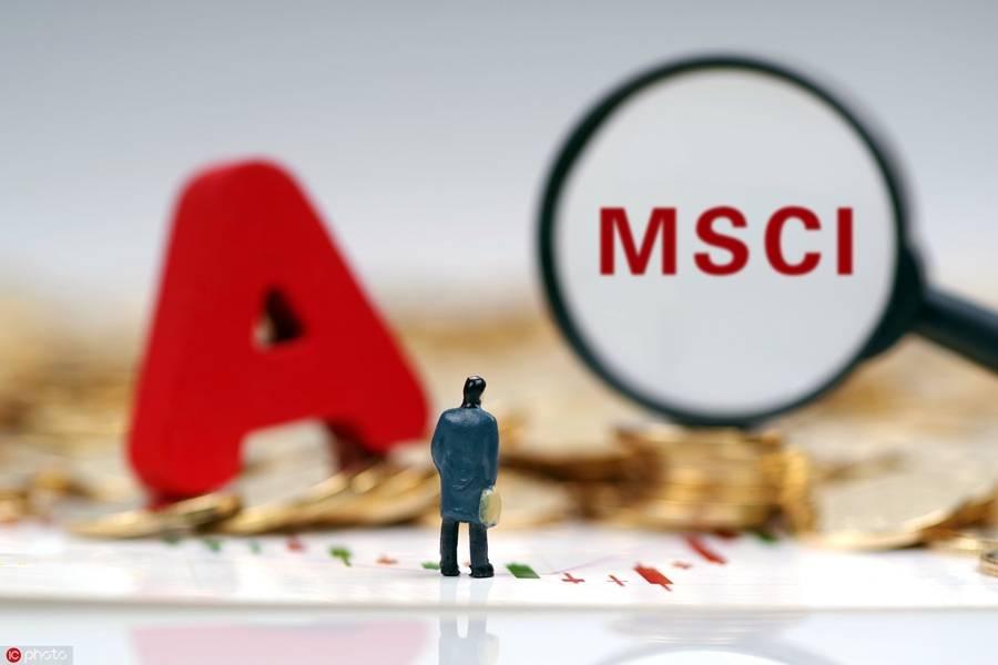 MSCI;明晟公司;摩根士丹利资本国际公司