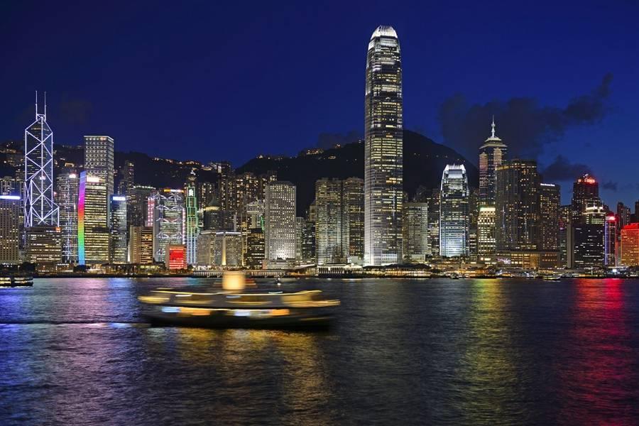 香港的崛起與衰落