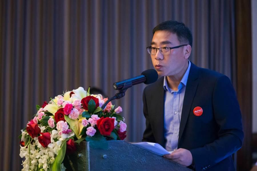普菲特董事长,王毅