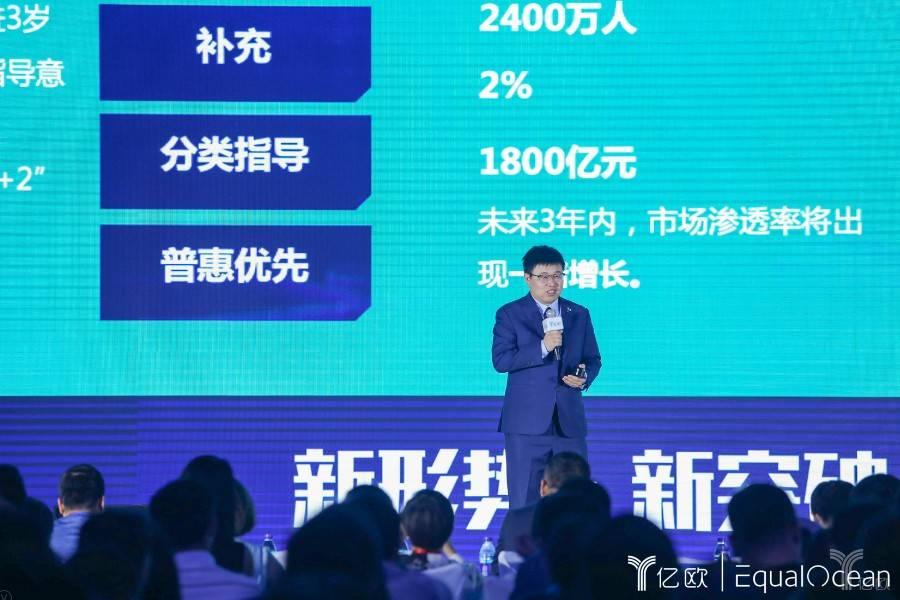 亿欧公司总裁王彬:从政策研究出发,剖析教育六大领域的现状与未来