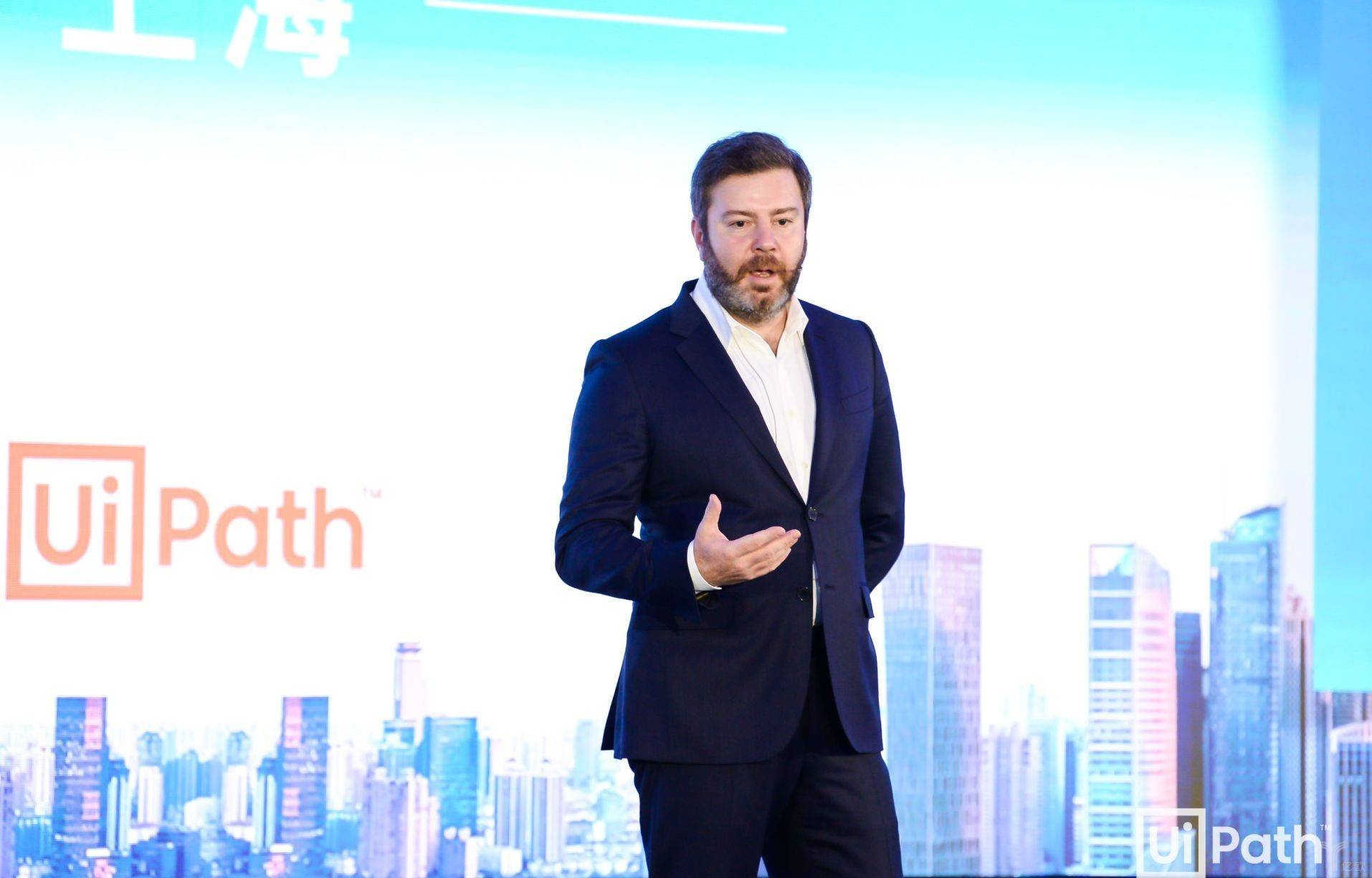 UiPath全面加速中国市场:RPA将会媲美ERP