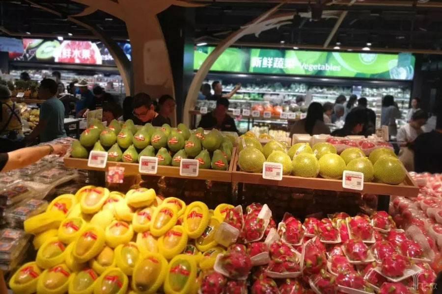 中国水果产业链与门口的野蛮人