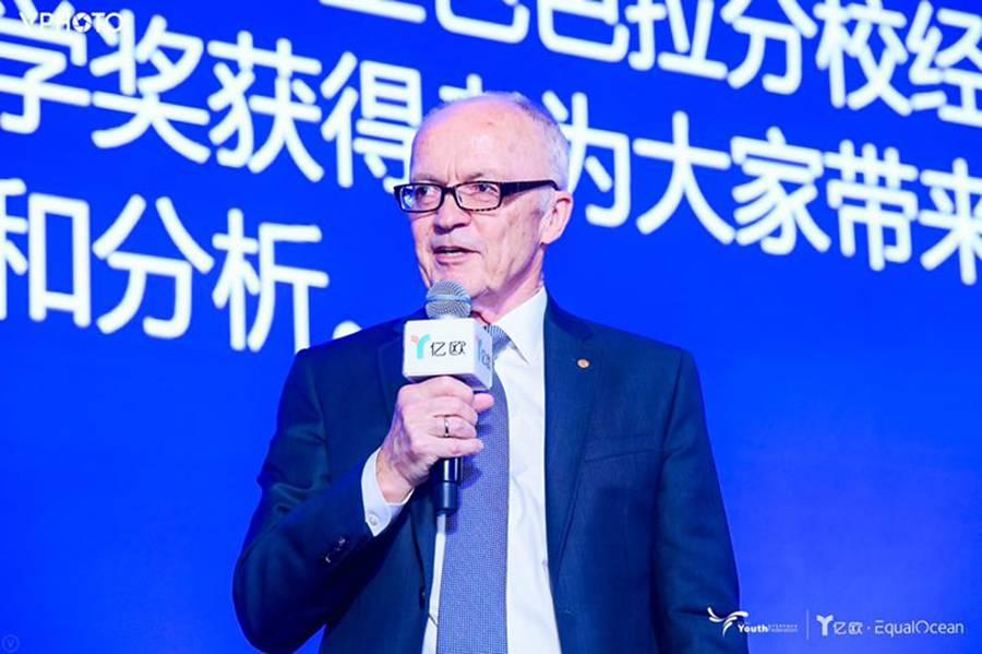 诺贝尔经济学奖获得者Finn E.Kydland:金融机制是中国经济增长的关键