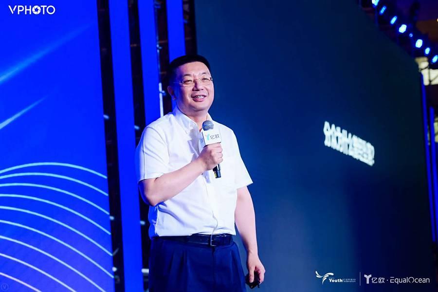 分眾傳媒董事長江南春:新商業文明的基礎,是一種抽象的AI算法