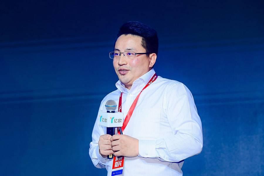 恒生电子银行事业部总经理朱武林