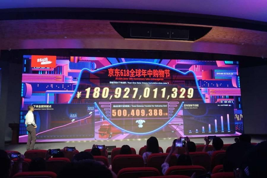 2019京東618:加速下沉市場,持續物流科技投入