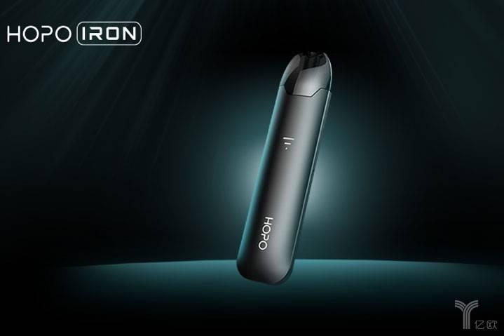 首发丨HOPO雾派电子烟获得千万级A轮融资