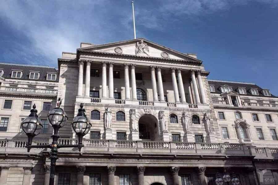 英国央行发布未来金融趋势报告,重点关注金融科技