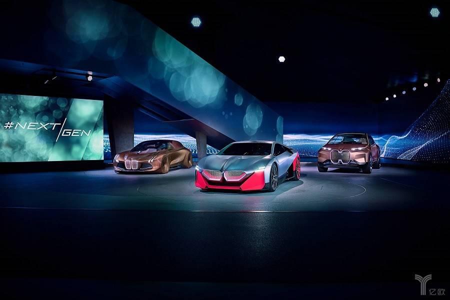 两年量产5款纯电动车型,宝马再次提速新能源布局