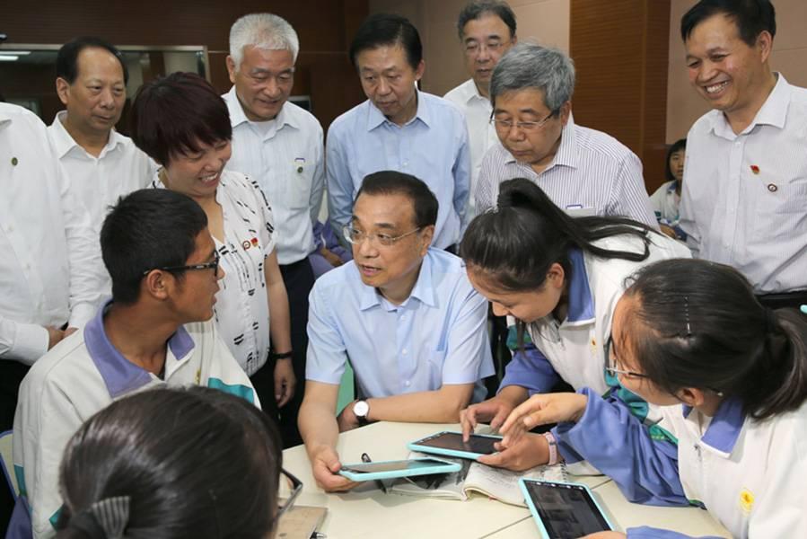 國務院總理李克強