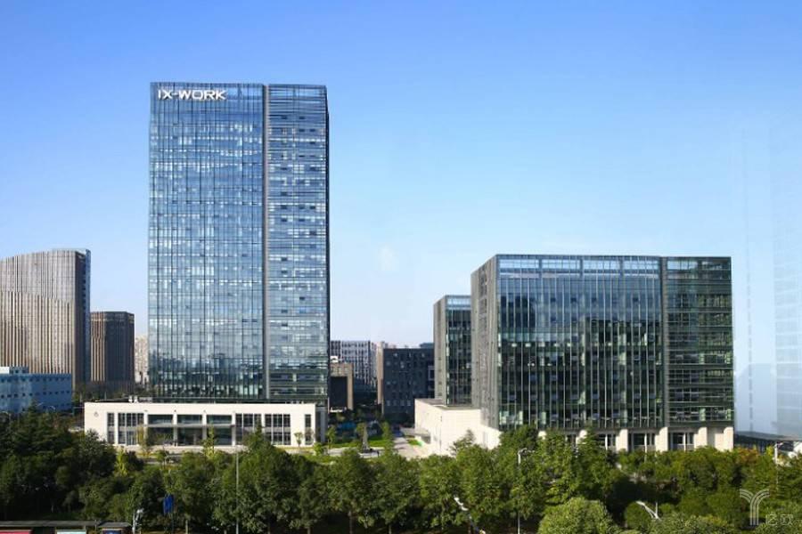 办公连锁品牌玖维客品牌升级,创造BAT总部的办公体验