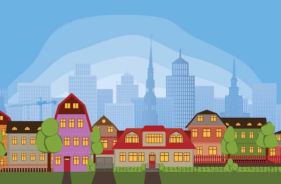 盤活老舊小區存量,城市更新可以這么來