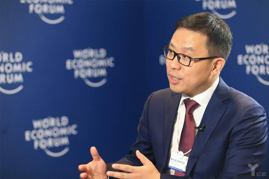 京东物流集团CEO王振辉,供应链,5G,lloT,工业物联网,车货匹配