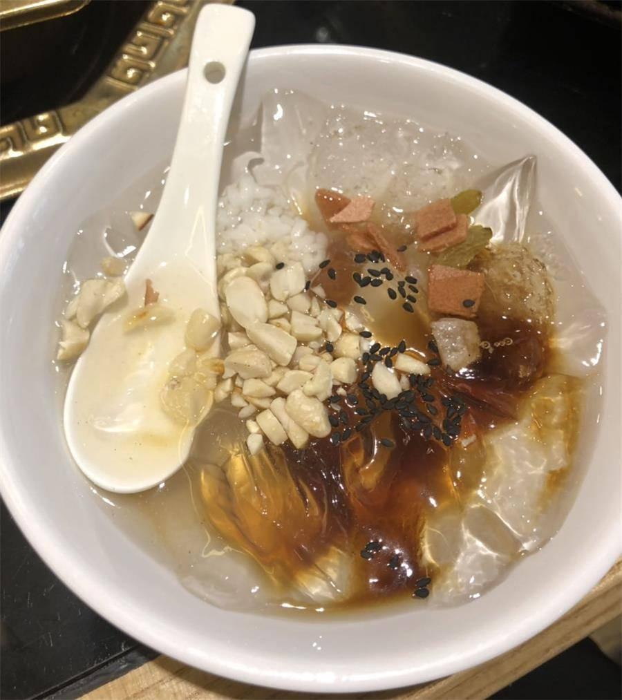 冰粉,川菜,甜味