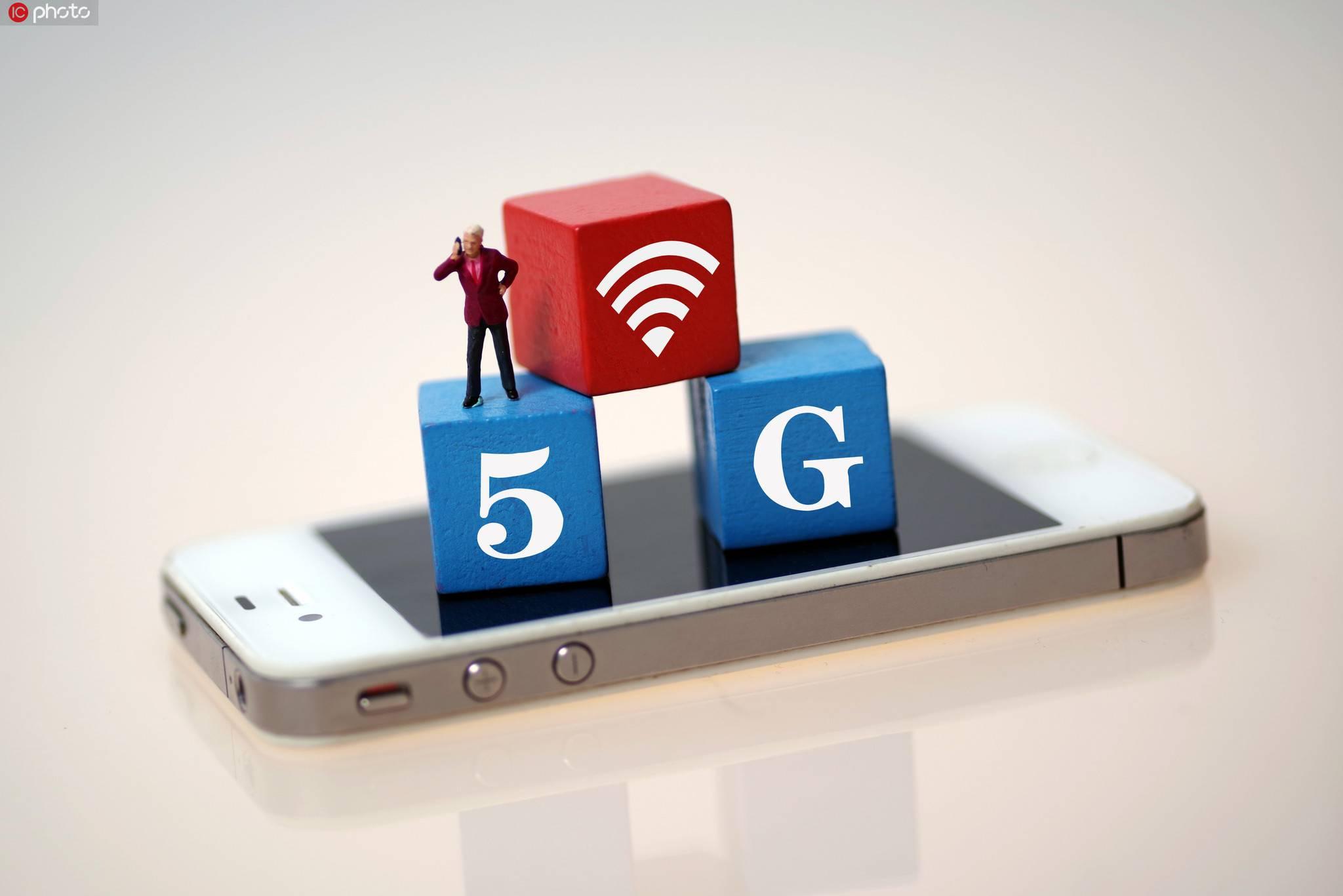 5G终端虽然已近100款,但连冰山一角都算不上