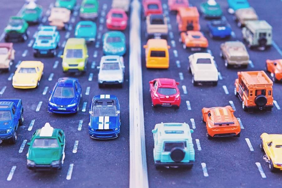 共享 交通 MAAS 车 拥堵 马路