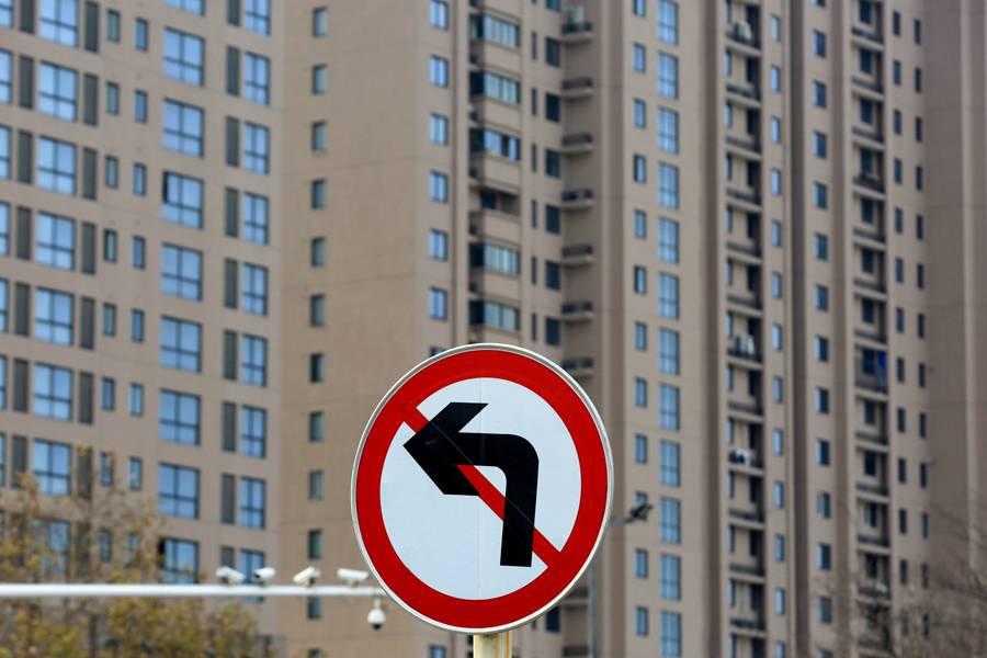 上海楼市,已老