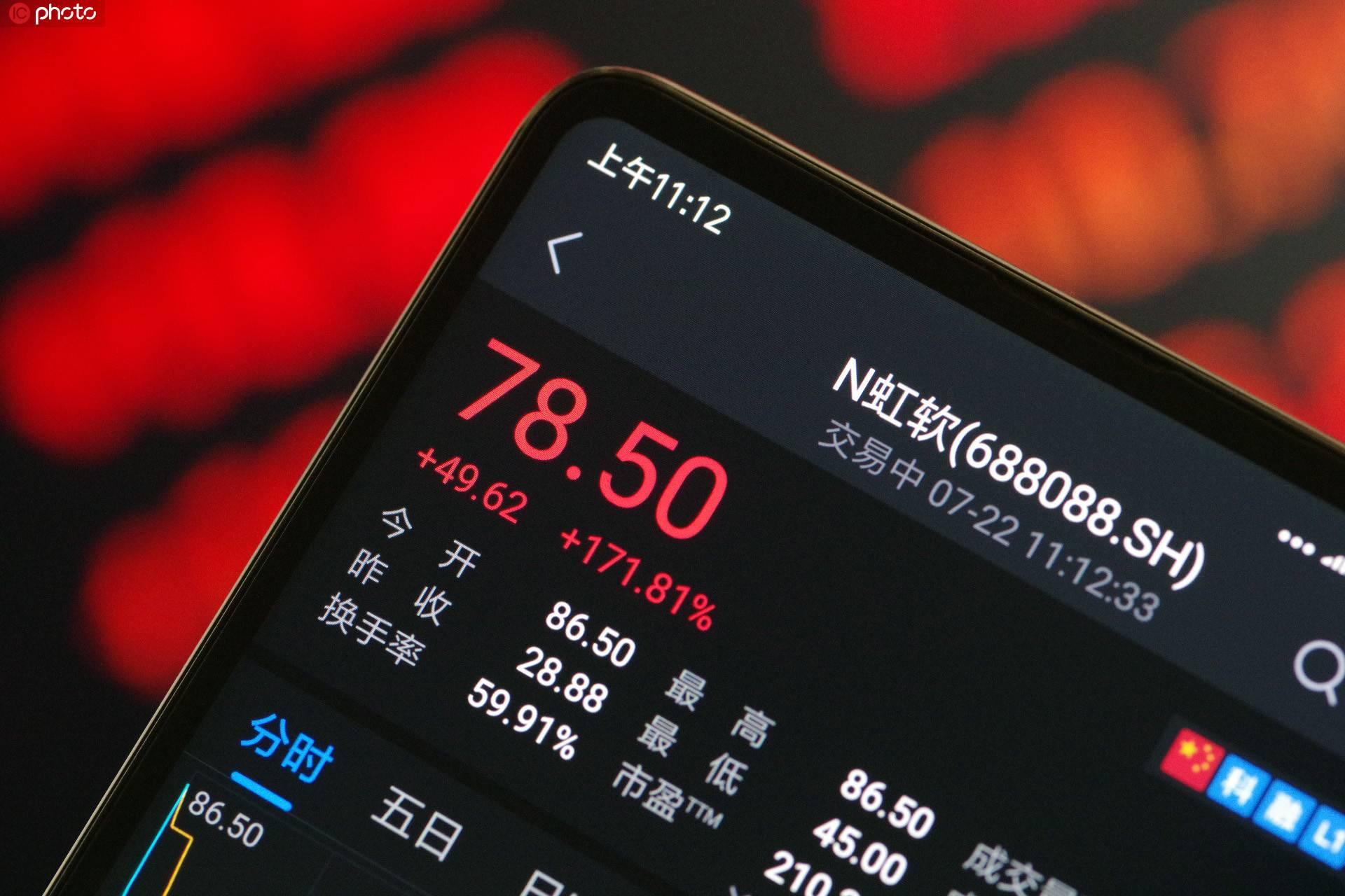 开盘上涨近200%,虹软科技发力AIoT底气十足?