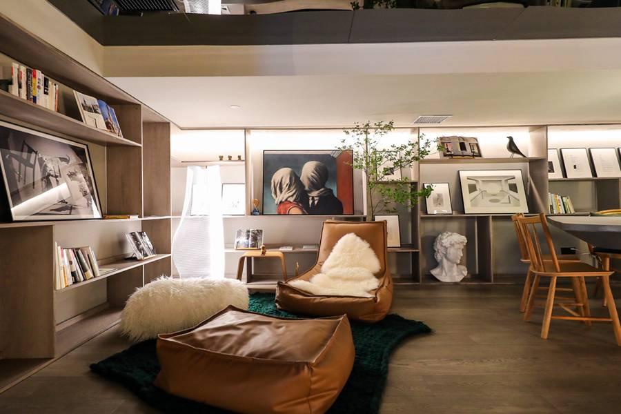 """联合办公的不同思路:打造""""艺术家的聚客厅"""""""
