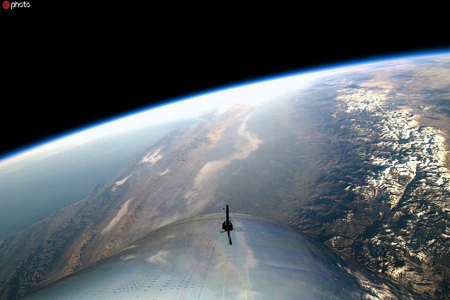 维珍银河的大目标:把更多人和卫星送上太空
