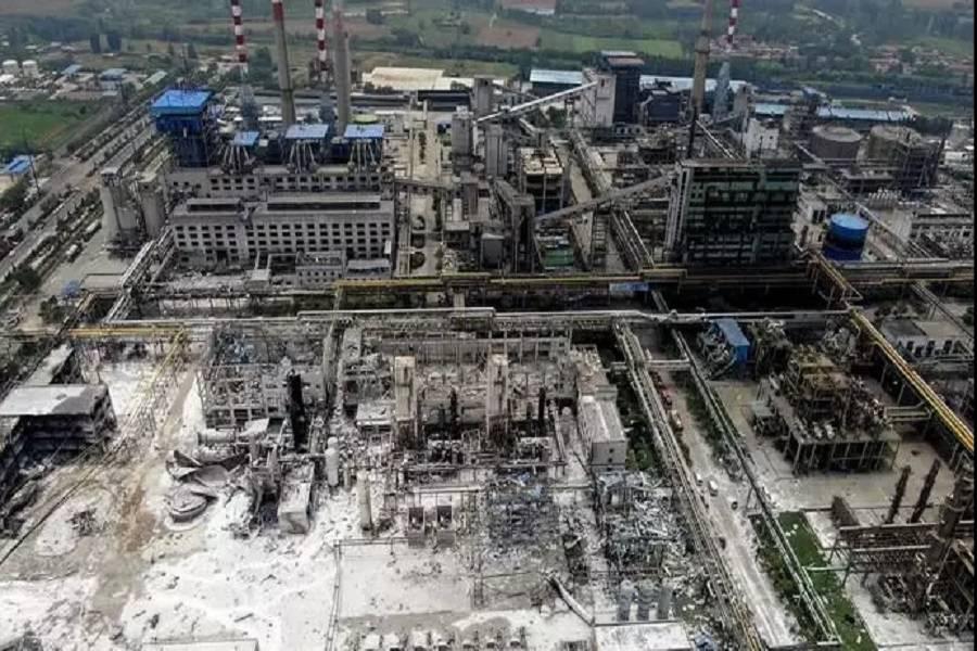 ,河南气化厂爆炸,防爆监控,AI+安防