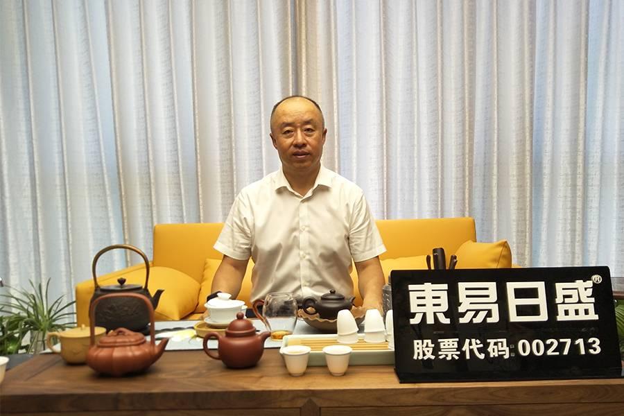 东易日盛陈辉:除了科技家装,我还没发现其他的路