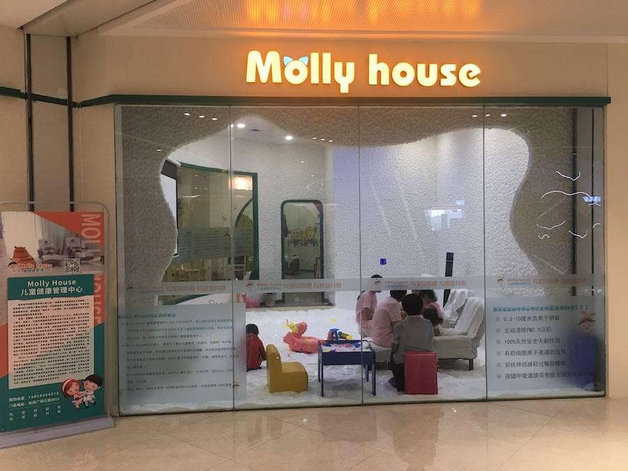 首发 | Molly House获百万级别天使轮融资,进军儿童健康管理领域