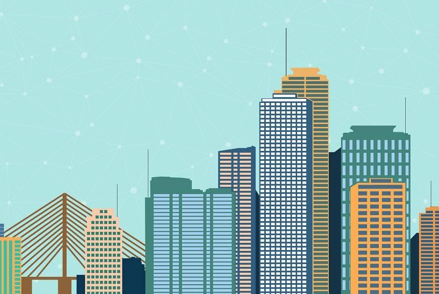 城市 建筑