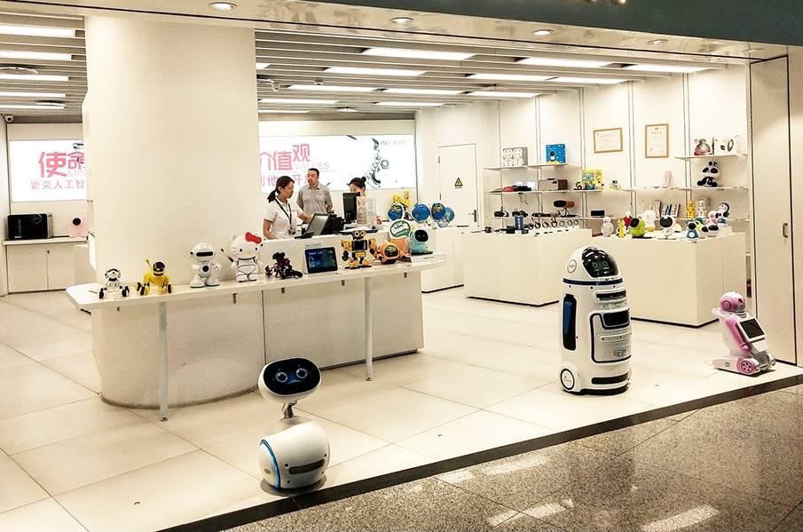 全球机器人市场规模近300亿美元