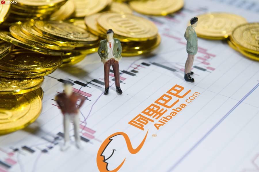 图解阿里FY2020Q1财报:营收1149亿元,年活跃用户数达6.74亿