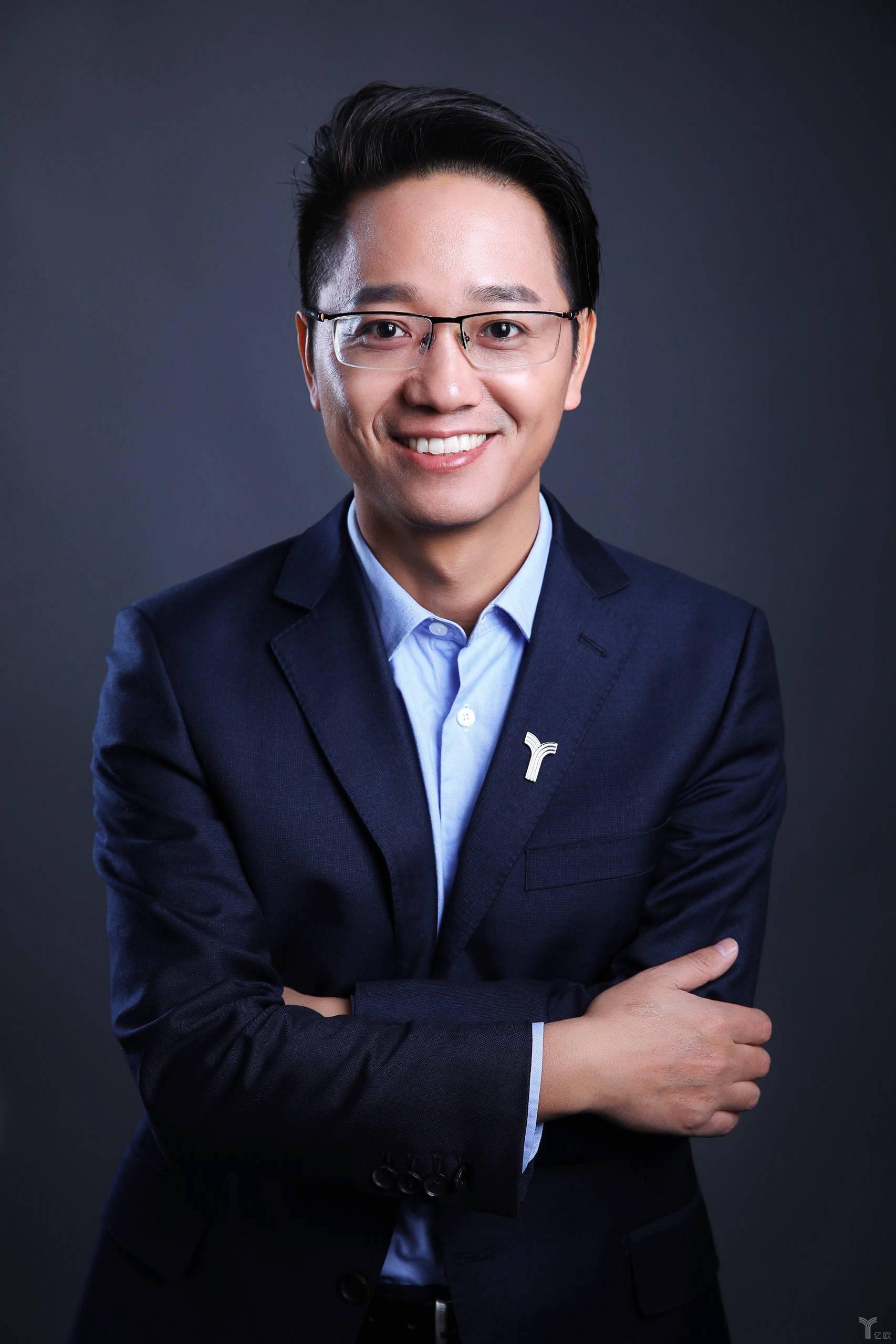 亿欧公司创始人、EqualOcean(亿欧国际)创始人黄渊普.jpg