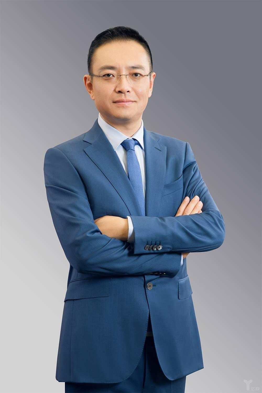 慧聪集团董事会主席刘军