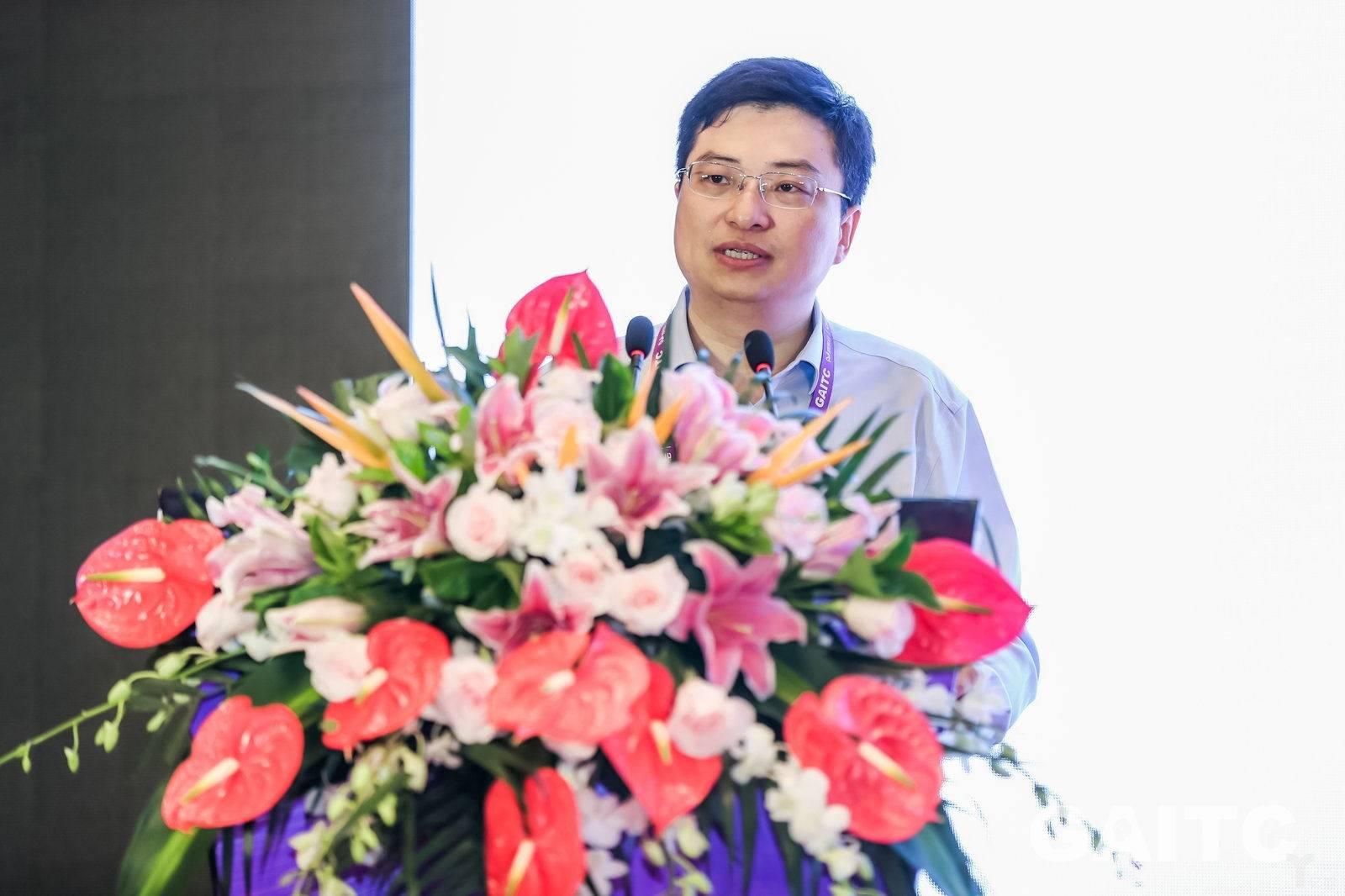 中科院自动化所模式识别国家重点实验室副主任陶建华