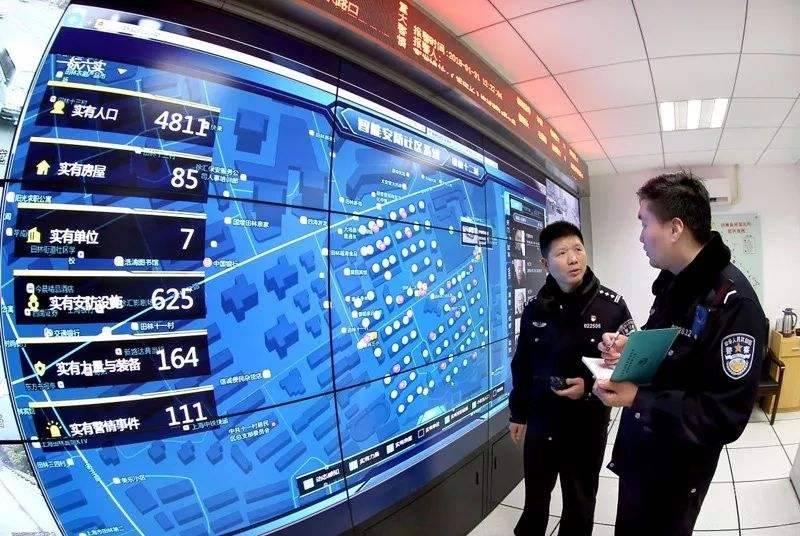 億歐智庫:上海市智慧社區的智能安防系統.jpg