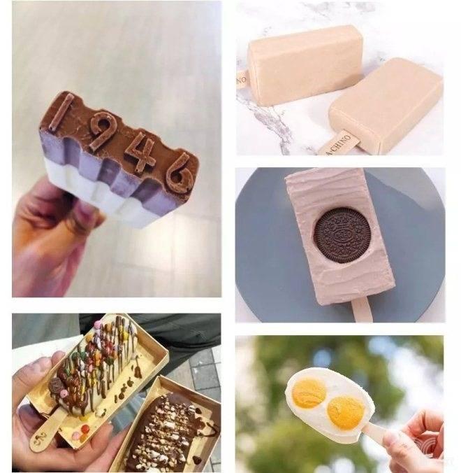 咸味双黄蛋雪糕火爆今夏,打造网红雪糕的秘诀是什么?