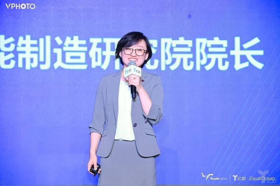 上海联通智能制造研究院院长黄璿
