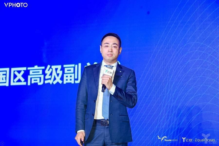 SAP中国区高级副总裁董志刚