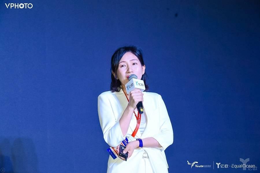 海林投资执行合伙人兼总裁尹佳音