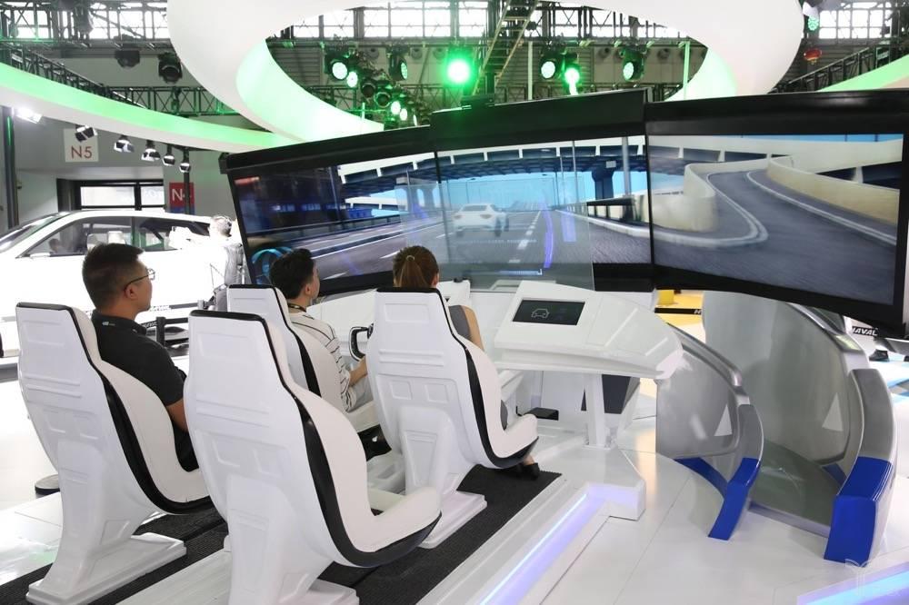 长城汽车的智能座舱