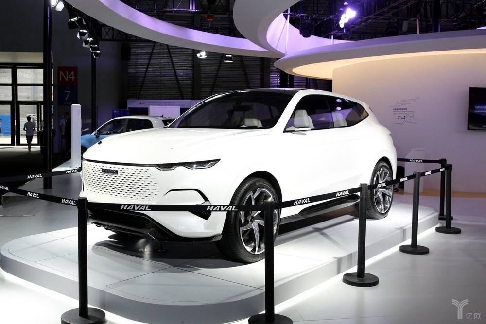 长城汽车Vision 2025概念车